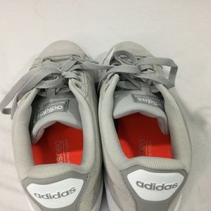 adidas Shoes - Adidas NEO Cloudfoam Super Low Top Sneaker Sz 9